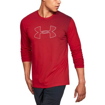 Under Armour Q1 Branded Gradient Long Sleeve Shirt