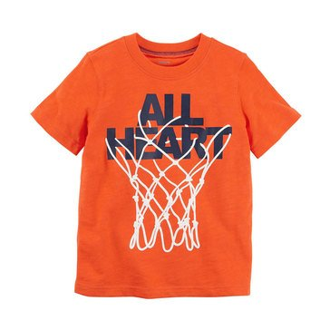 Carter's Toddler Boys' All Heart Tee