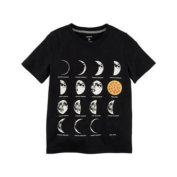 Carter's Toddler Boys' Pizza Moon Tee