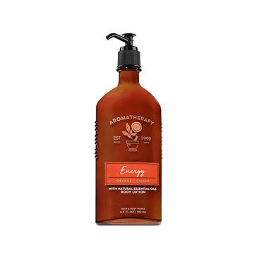 Bath & Body Works Aroma Therapy Body Lotion - Orange & Ginger