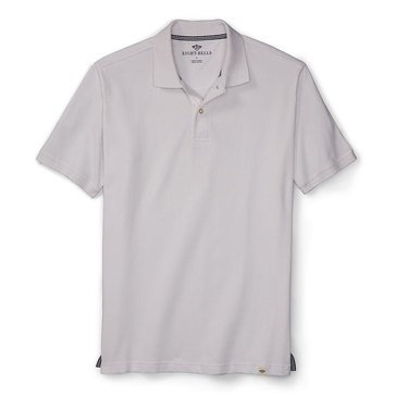 Eight Bells Men's Pique Polo
