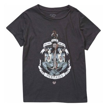 Billabong Big Girls' We Are Mermaids Tee
