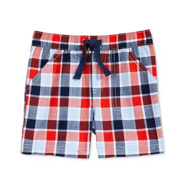 First Impressions Baby Boys' Plaid Short