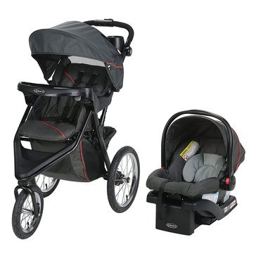 Graco Trax Jogger Travel System, Evanston