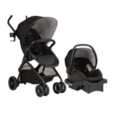 EvenFlo Sibby Litemax Travel System, Charcoal