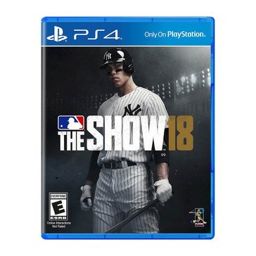 PS4 MLB18 The Show 3/27/18