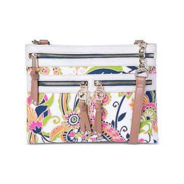 Spartina 449 High Ebb Zipper Hipster