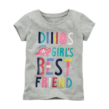 Carter's Toddler Girls' Dino Tee