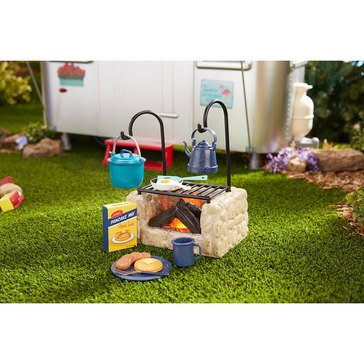 American Girl Maryellen's Campfire Cooking Set