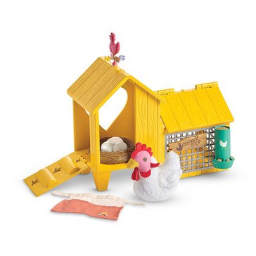 WellieWishers Chicken & Coop