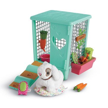 WellieWishers Carrot's Hutch Accessories