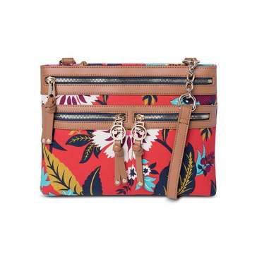 Spartina 449 Little Bermuda Zipper Hipster