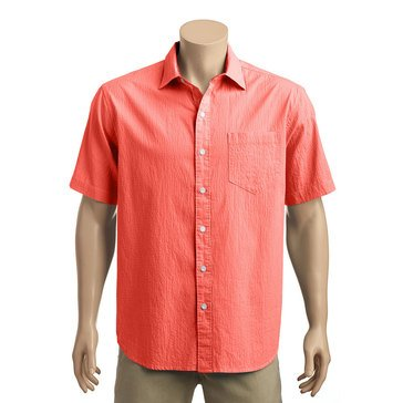 Tommy Bahama Men's The Salvatore Woven Button Down Camp Shirt