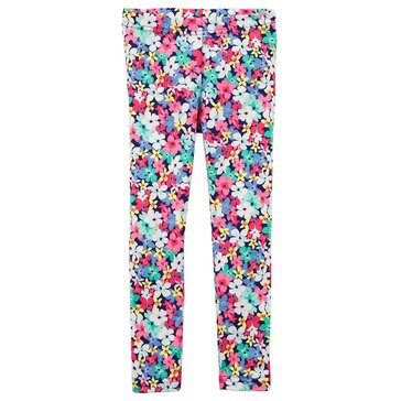Carter's Little Girls' Flower Print Legging