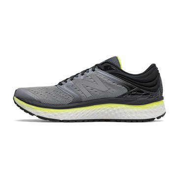 New Balance M1080GY8 Men's Running Shoe - Grey / Yellow