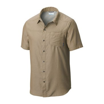 Columbia Men's Pilsner Peak II Short Sleeve Button Down Shirt