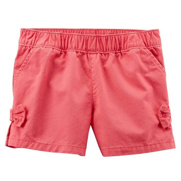 Carter's Little Girls' Twill Short