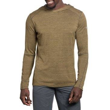 Kuhl Men's Alloy Sweater Knit Hoodie