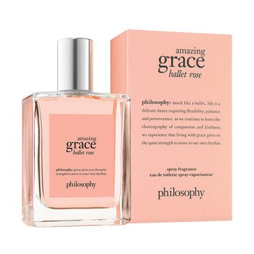 Philosophy Amazing Grace Ballet Rose Eau De Toilette 2.0oz