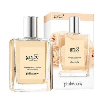 Philosophy Pure Grace Nude Rose Eau De Toilette 2.0oz