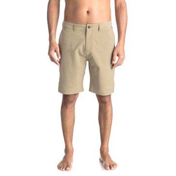 Quiksilver Men's Union Slub Amphibian Shorts