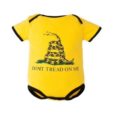 Trooper Infant Don't Tread On Me Bodysuit