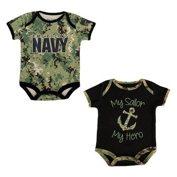 Trooper Type III 2 Pack Boy Baby Onesie