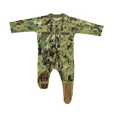 Trooper Type III Boy Infant Uniform Crawler