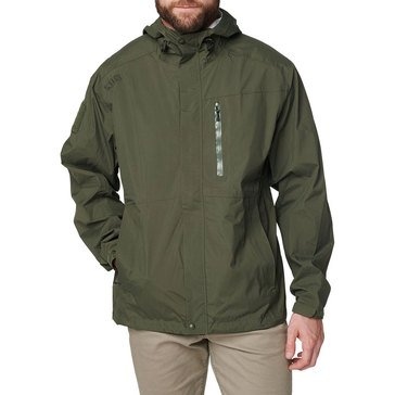 5.11 Tactical Men's Aurora Shell Waterproof Rain Jacket