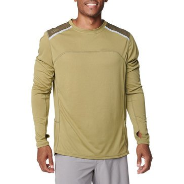 5.11 Tactical Men's Max Effort Long Sleeve Crewneck Top