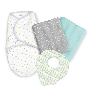 Summer Infant Swaddleme Sweet Dreams Gift Set