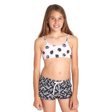 Billabong Big Girls' Conch'd Out Volley Short