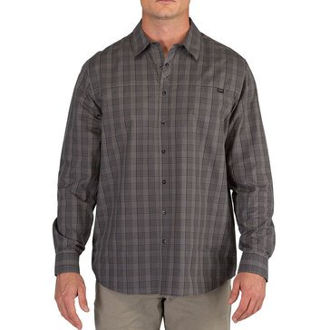 5.11 Echo Long Sleeve Plaid Shirt