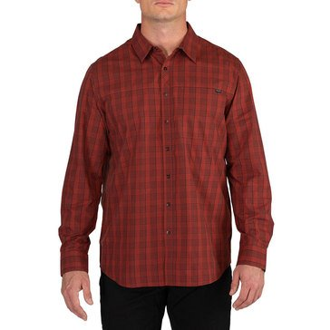 5.11 Men's Echo Long Sleeve Plaid Shirt