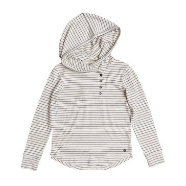 Roxy Big Girls' Pocketfull Of Hope Knit Hoodie