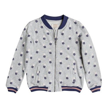 Roxy Big Girls' Coming Alone French Terry Jacket