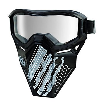 NERF Rival Face Mask, White