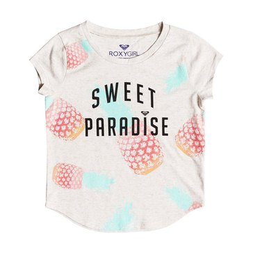 Roxy Little Girls' Sweet Treat Fashion Tee