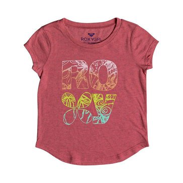 Roxy Little Girls' Magic Fashion Crew Tee