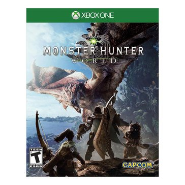 Xbox One Monster Hunter:World 1/26/18