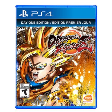 PS4 Dragon Ball Fighter Z Day One Edition