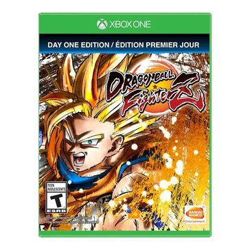 Xbox One Dragon Ball Fighter Z Day One Edition 1/26/18