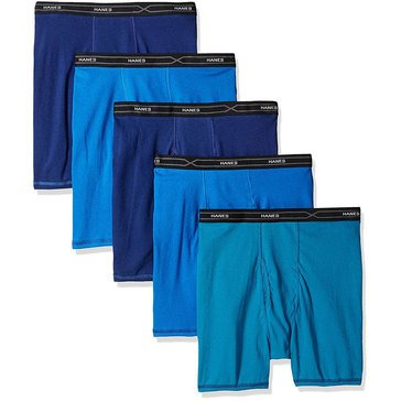 Hanes Men's X-Temp Boxer Briefs, 5-Pack