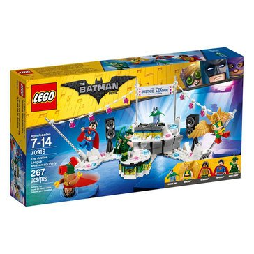 LEGO The Justice League Anniversary Party (70919)