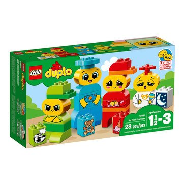 LEGO Duplo My First Emotions (10861)