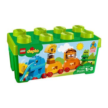 LEGO Duplo My First Animal Brick Box (910863)