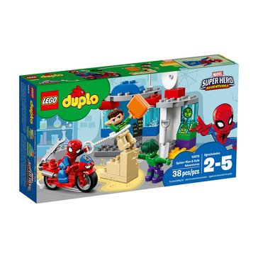 LEGO Duplo Spider-Man & Hulk Adventures (10876)