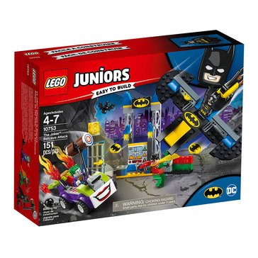 LEGO The Joker Batcave Attack (10753)