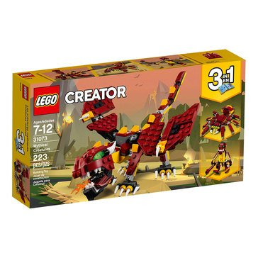 LEGO Mythical Creatures (31073)