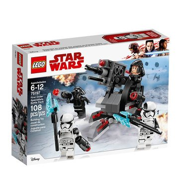LEGO Star Wars First Order Specialists Battle Pack (75197)